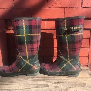 LL Bean Rain Boots